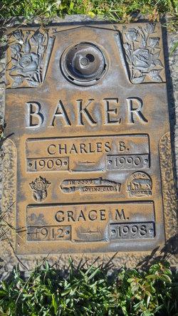 Grace M. <i>Nickel</i> Baker