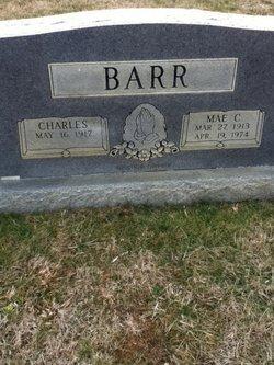 Mae <i>Curtis</i> Barr