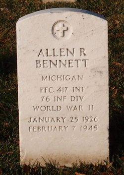 Allen R Bennett