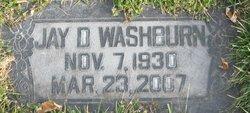 Jay D Washburn