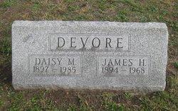 Daisy M. <i>Speer</i> Devore