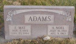 F Mae <i>Goochey</i> Adams