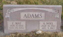 A Noel Adams
