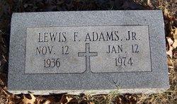 Lewis Franklin Adams, Jr