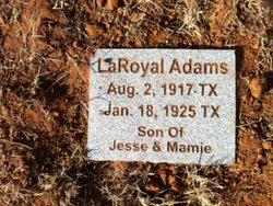 LaRoyal Adams