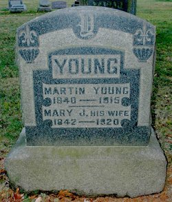 Martin V B Young