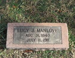 Lucy J. <i>Lear</i> Manlove