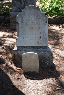 Rev Isaac Baird