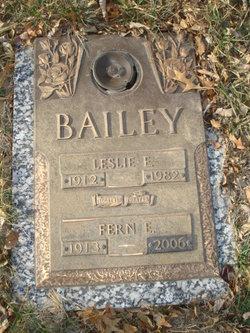 Fern Eloise <i>Strom</i> Bailey