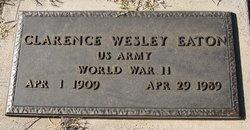 Clarence Wesley Eaton, Sr