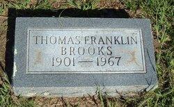 Thomas Franklin Brooks