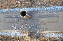 Nina Ellen <i>Danford</i> Braswell
