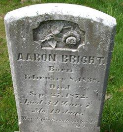 Maj Aaron Bright, Jr