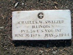 Pvt Charles Wesley Switzer