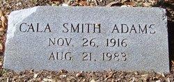 Carla <i>Smith</i> Adams