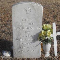 Glen Henry Spider Spaulding, Jr