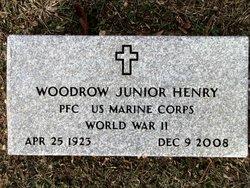 Woodrow Junior Henry