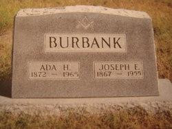 Ada Gertrude <i>Hudson</i> Burbank