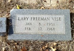 Larry Freeman Vise