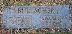 Rose Elizabeth <i>Hajdukovich</i> Bullacher
