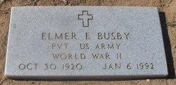 Elmer E Busby