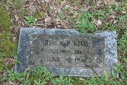Rev W P Kime