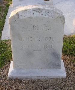 Charles Louis Theodore Block