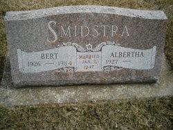 Albertha <i>Gorter</i> Smidstra