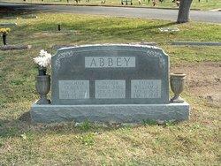 Emma Jane <i>Price</i> Abbey