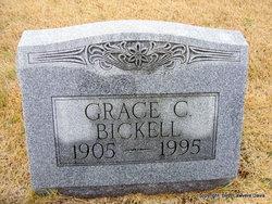 Grace C Bickell