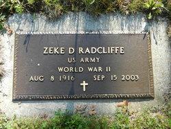 Zeke D. Radcliffe