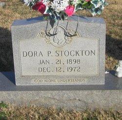 Dora <i>Anderson</i> Stockton