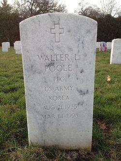PFC Walter Lowell Walt Poole