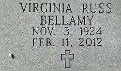 Virginia Burk <i>Russ</i> Bellamy