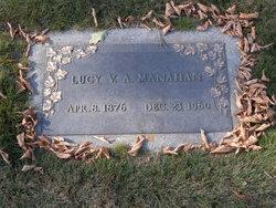 Lucy Virginia <i>Kiley</i> Manahan