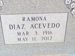 Ramona Diaz Acevedo