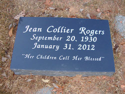 Jean <i>Collier</i> Rogers