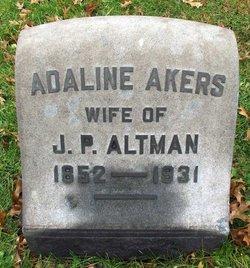 Adaline Akers Altman