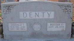 Donald Irvine Denty