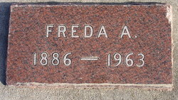 Freda A <i>Snyder</i> Deerson