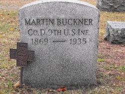 Martin C. Buckner