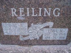 Edna M. <i>Hansen</i> Reiling
