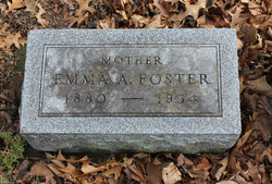 Emma A. Foster