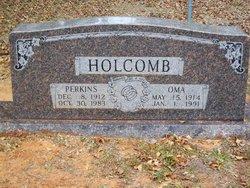 Oma <i>Bland</i> Holcomb