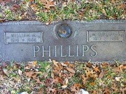 Mollie Delores <i>Carter</i> Phillips