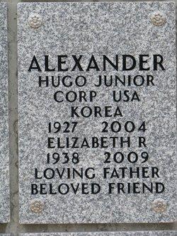 Elizabeth R Alexander