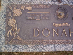Harold E. Donahey