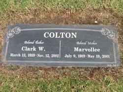 Marvollee Marvie <i>Jordan</i> Colton
