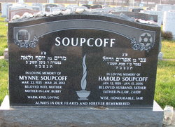 Harold Soupcoff