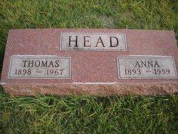 Anna Becky <i>Hixenbaugh</i> Head